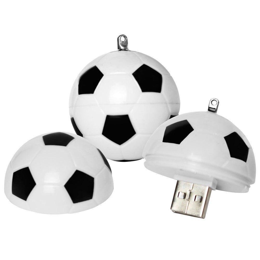 Pen Drive Bola de Futebol Promocional