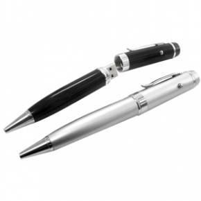 Pen Drive Caneta com Laser 2GB