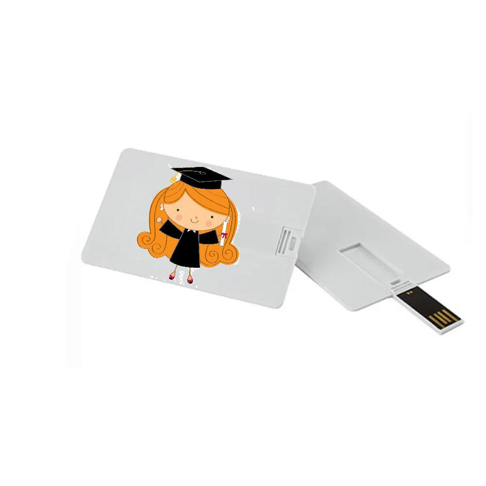Pen Drive Cartão Convite de Formatura