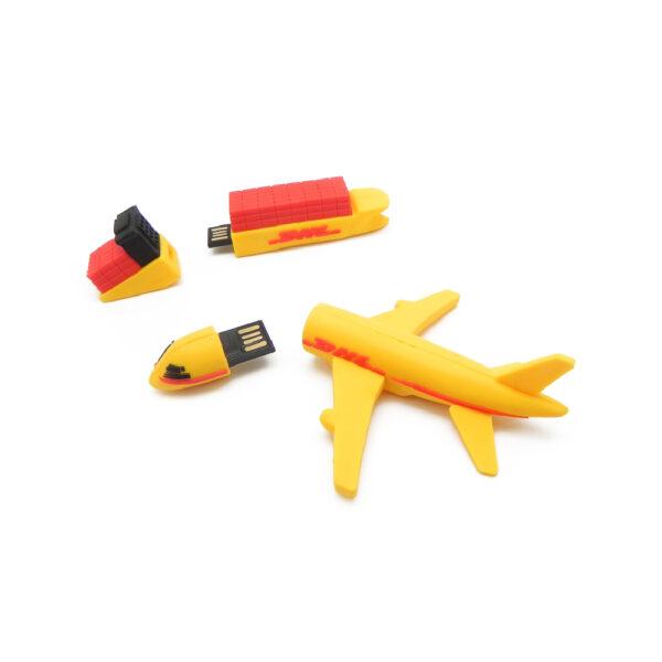Pen Drive Customizado Avião