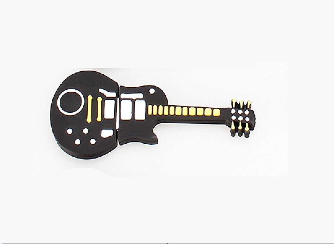 Pen Drive Customizado Guitarra