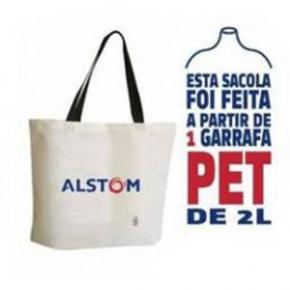 Sacolas PET Promocional 37×37